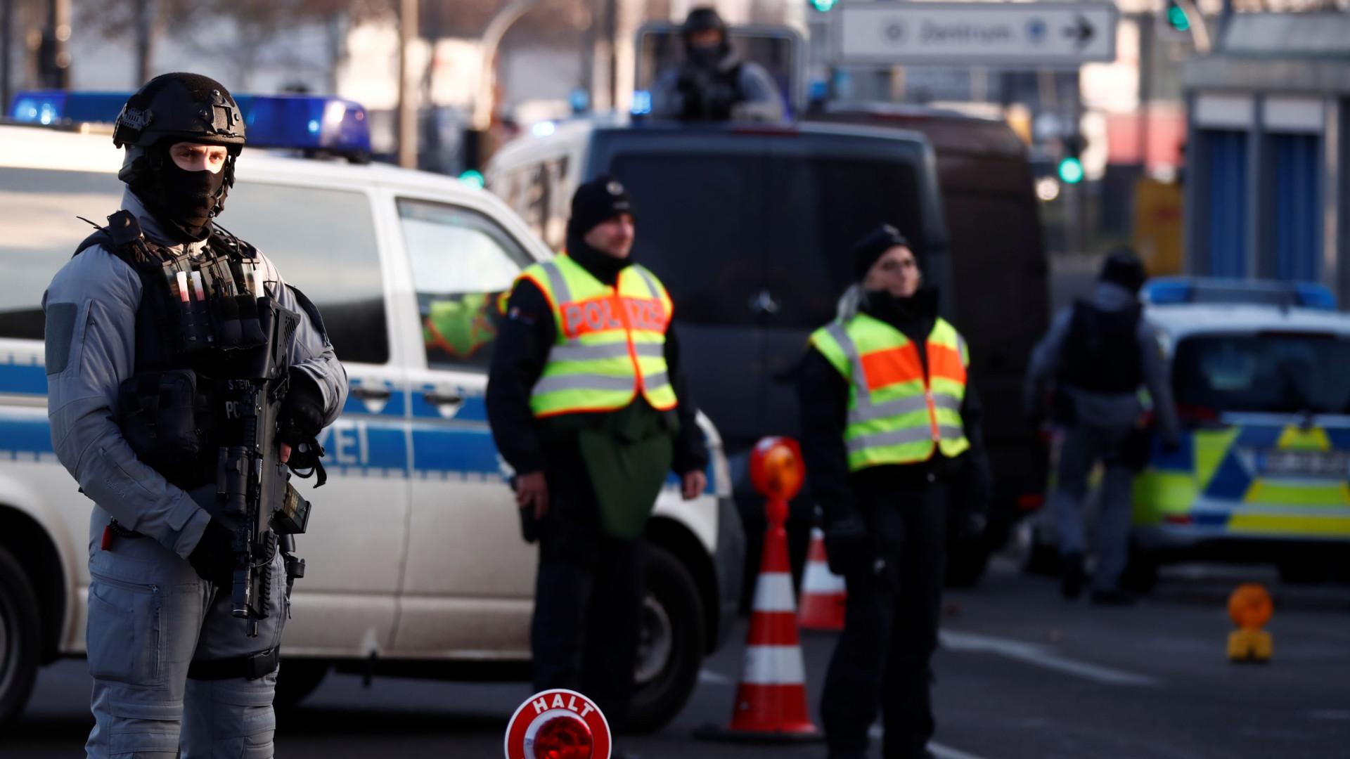 Há mais dois detidos na sequência de investigação a ataque de Estrasburgo
