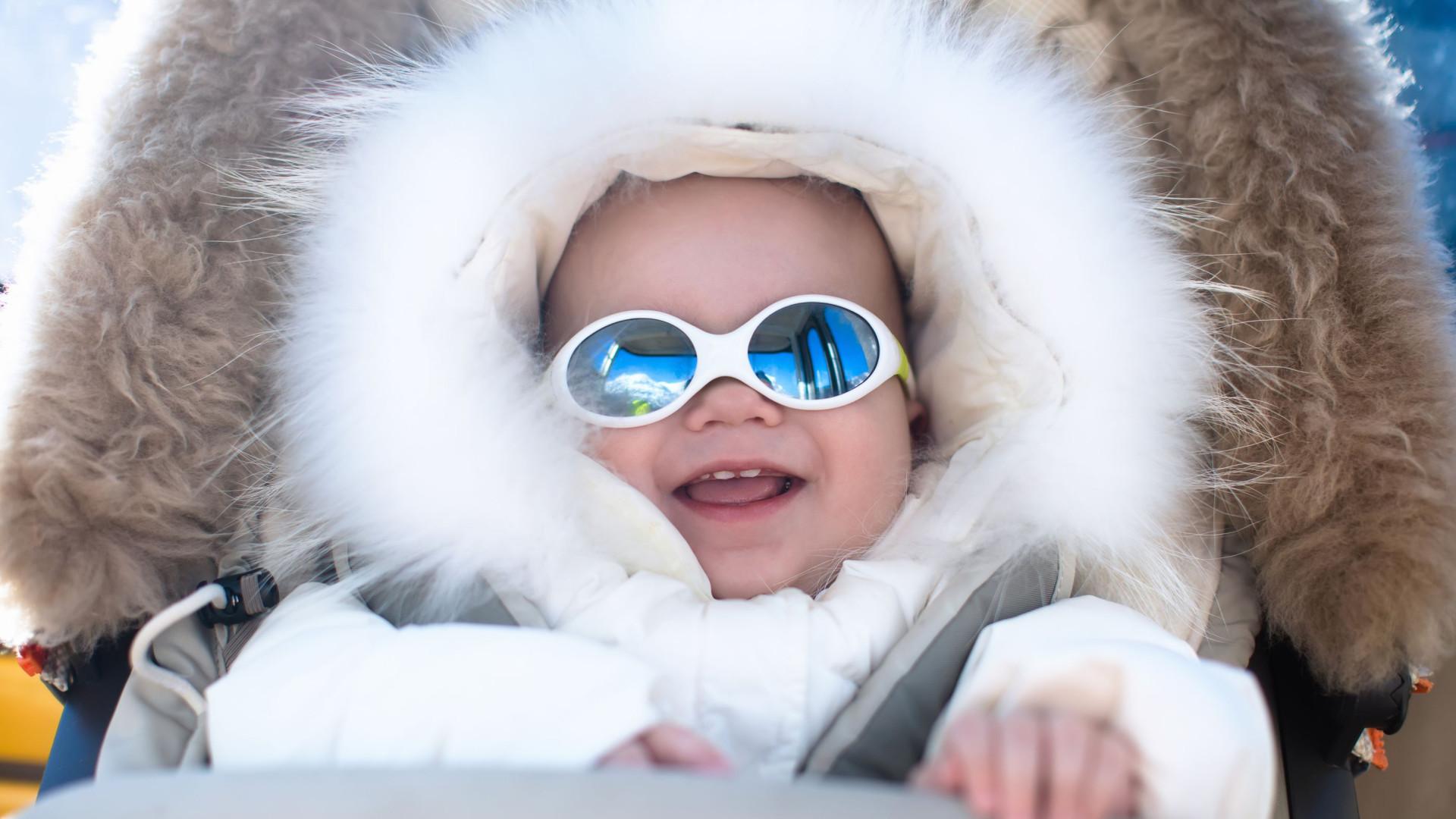 Sim, os bebés de dezembro são mais especiais. A ciência dá 6 motivos
