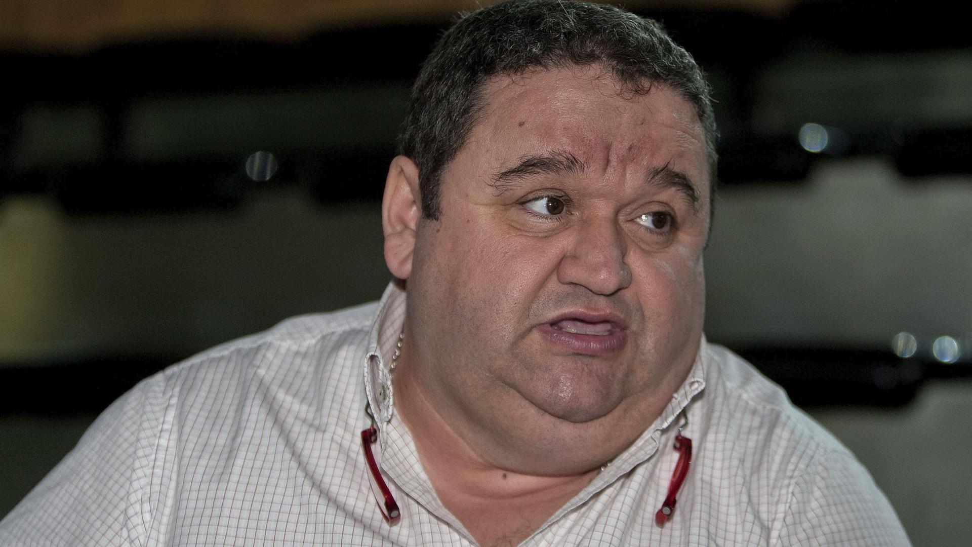 Morreu a mãe do apresentador Fernando Mendes