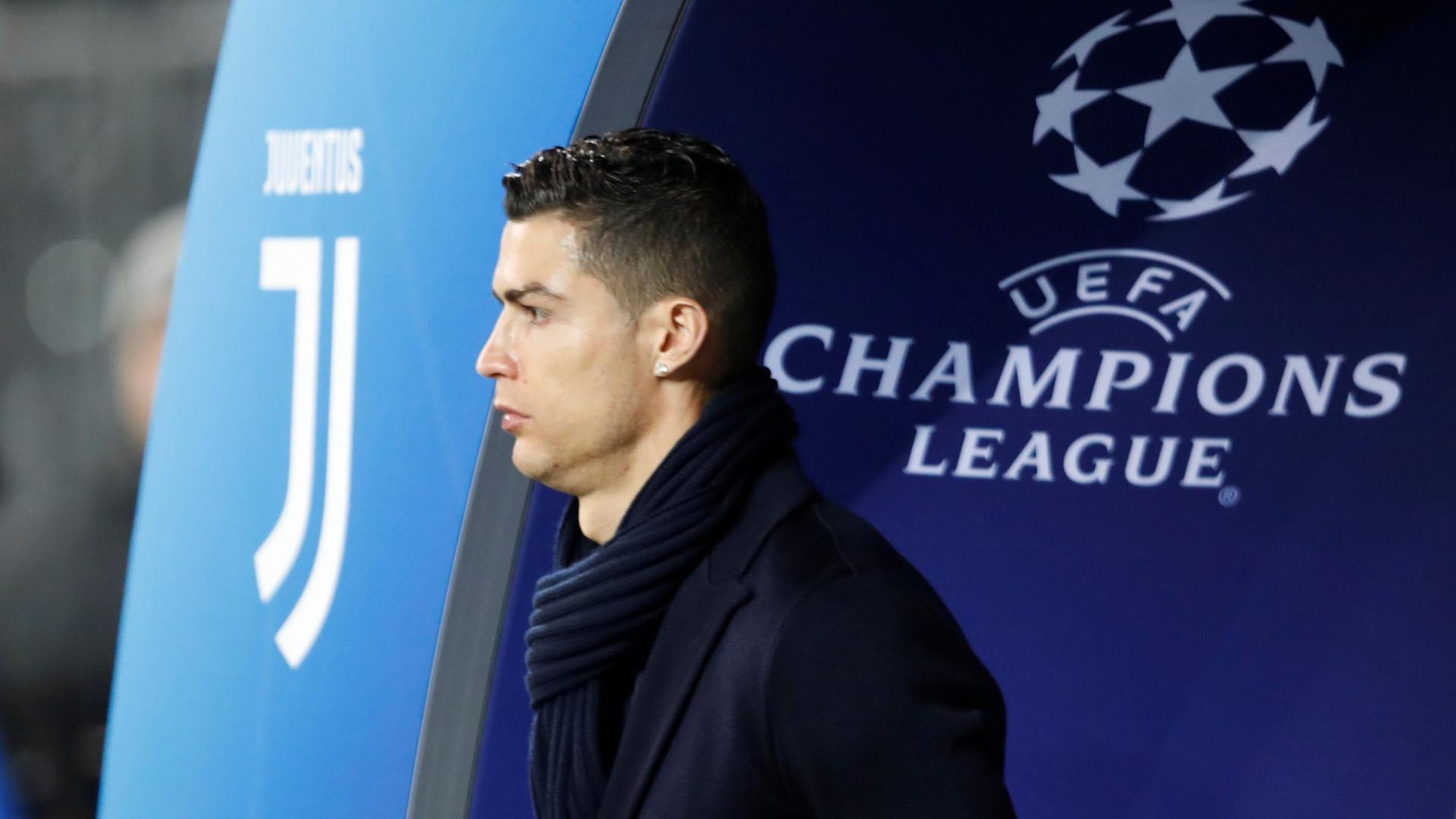 Ronaldo também tem dias maus. E na Liga dos Campeões ficou provado