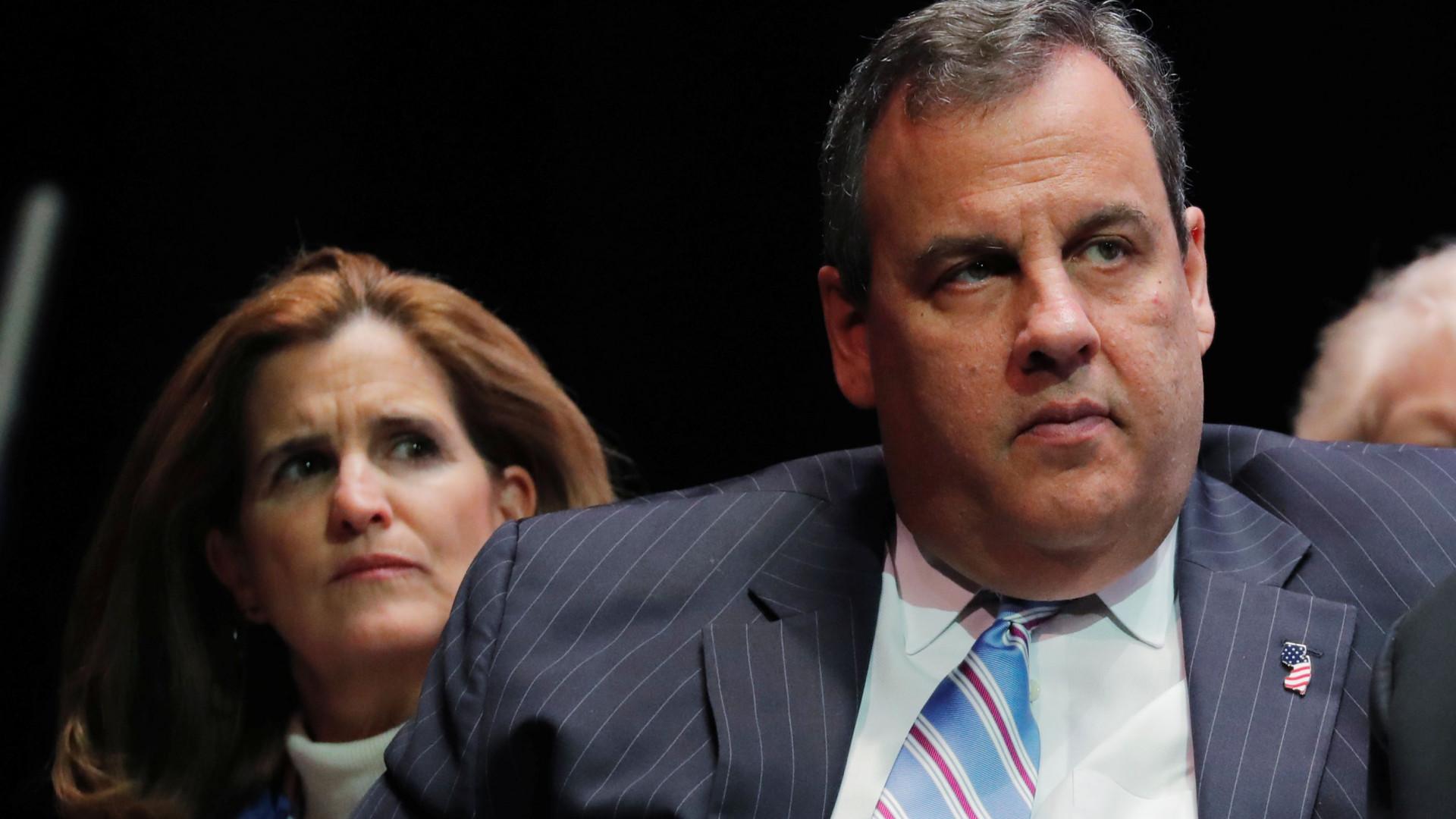 Chris Christie recusa ser chefe de gabinete de Donald Trump
