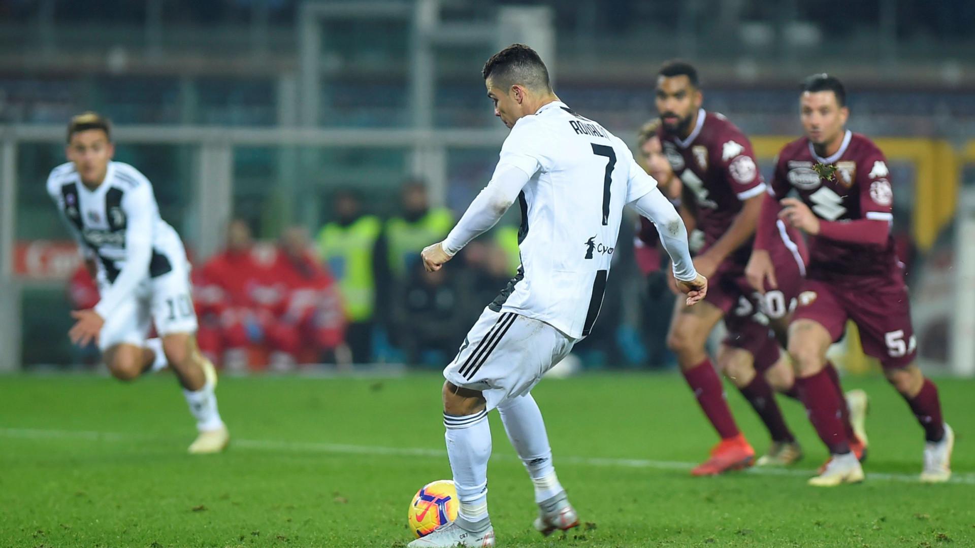 Golo de Ronaldo garante triunfo à Juventus no dérbi de Turim 011d252b68a81