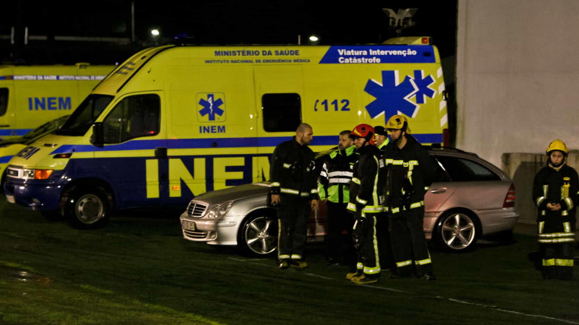 Corpos das vítimas de queda de helicóptero do INEM já foram retirados