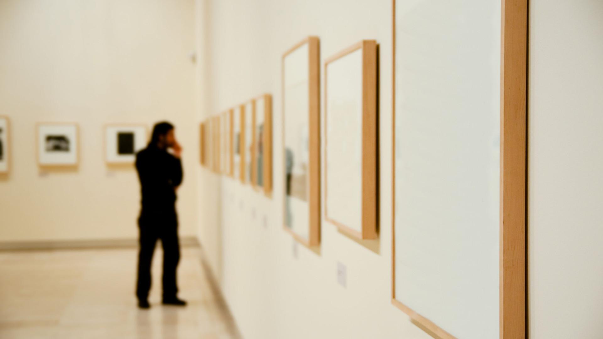 Vieira de Leiria recebe exposição com artistas de 49 países