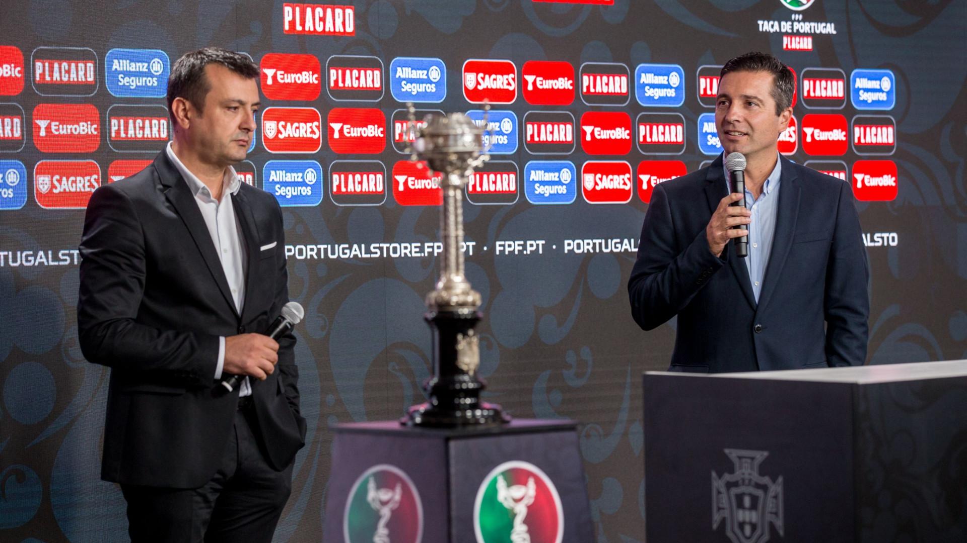 Taça de Portugal  Eis o sorteio dos quartos de final 8b8b89fded000