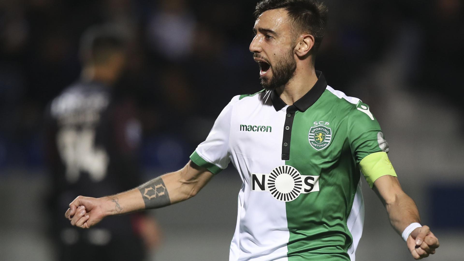 Sérgio Conceição deixa elogios a Bruno Fernandes e não esquece Keizer