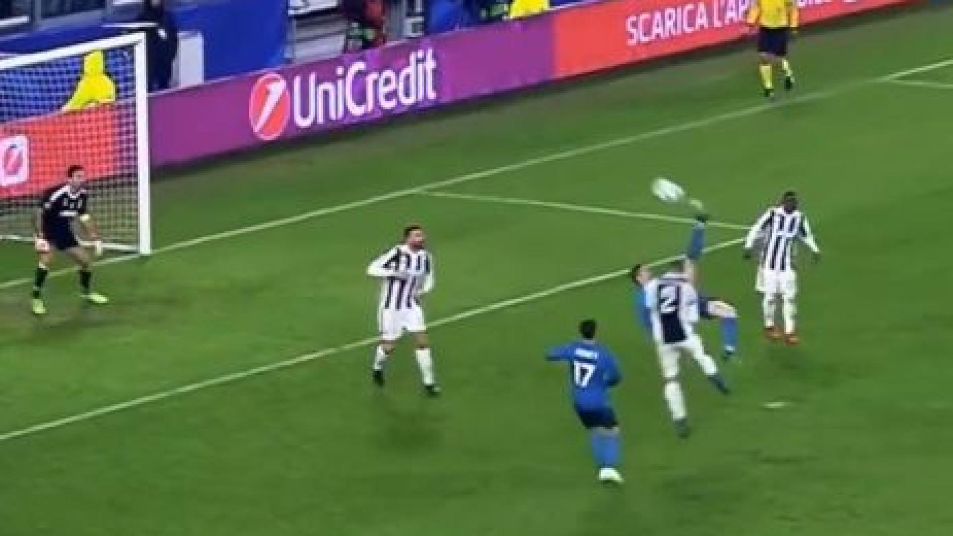 da2da9d4ba Eis os melhores golos de Cristiano Ronaldo em 2018