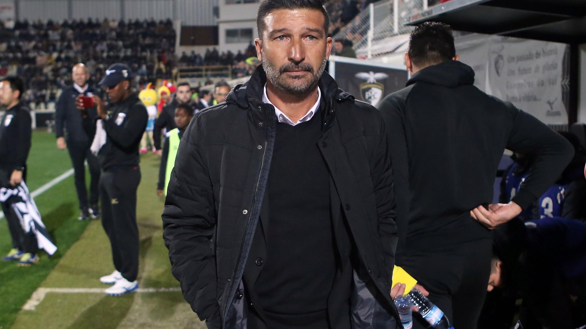 """Folha arrasador: """"Há clubes que não deixam os árbitros em paz"""""""