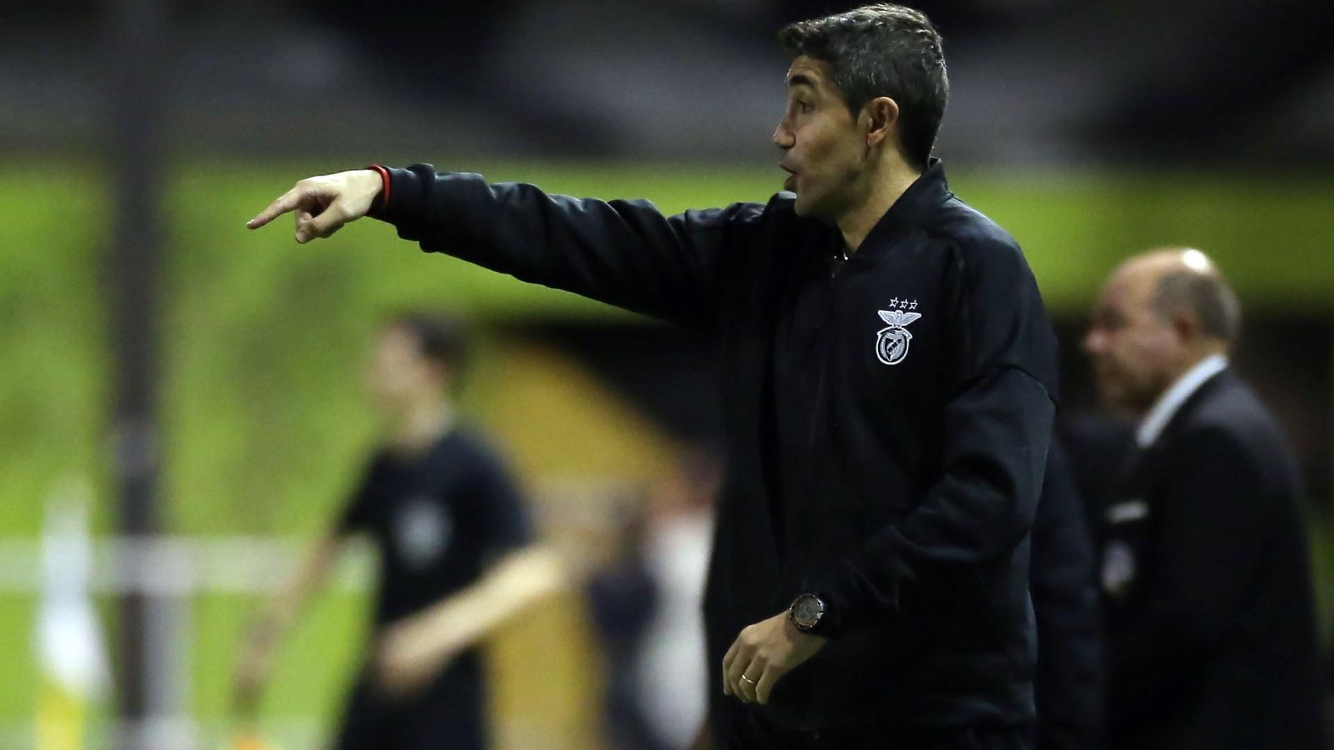 Benfica confirma Bruno Lage como treinador a título definitivo