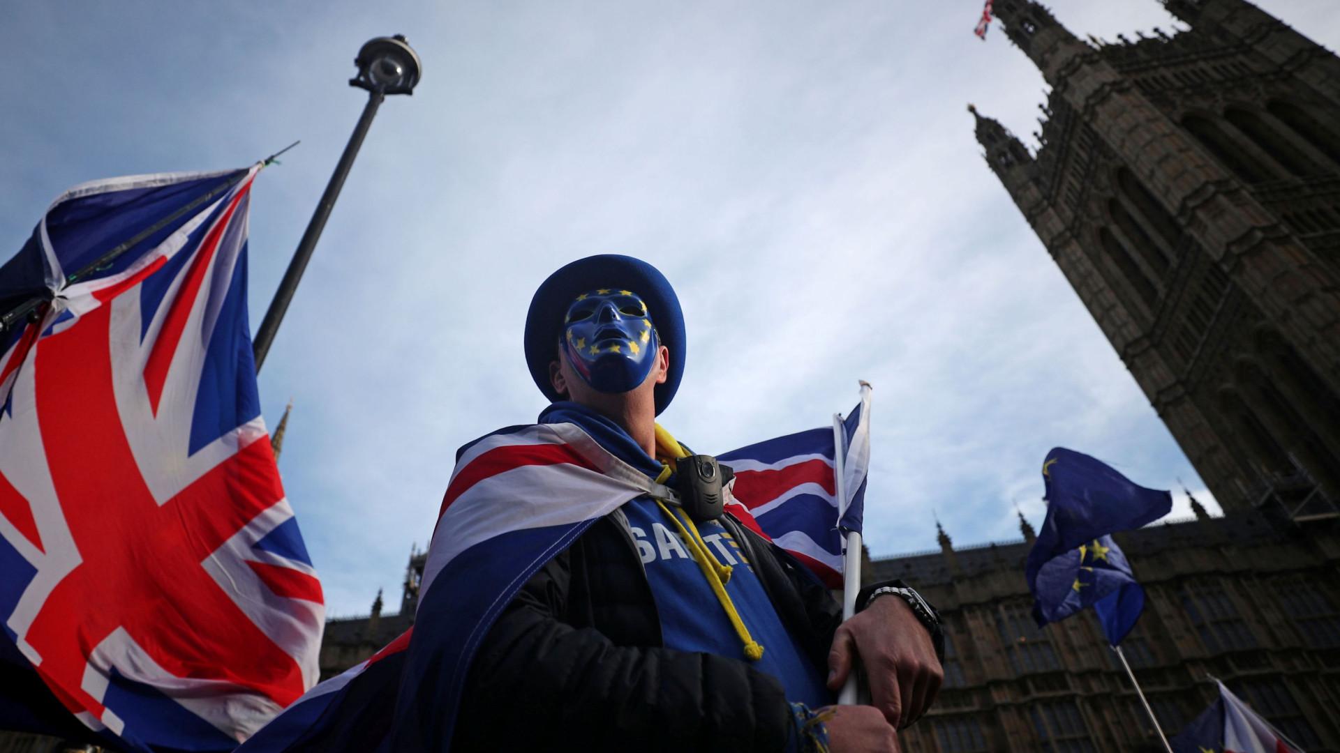 Voto no parlamento britânico esta terça-feira é crucial para o Brexit