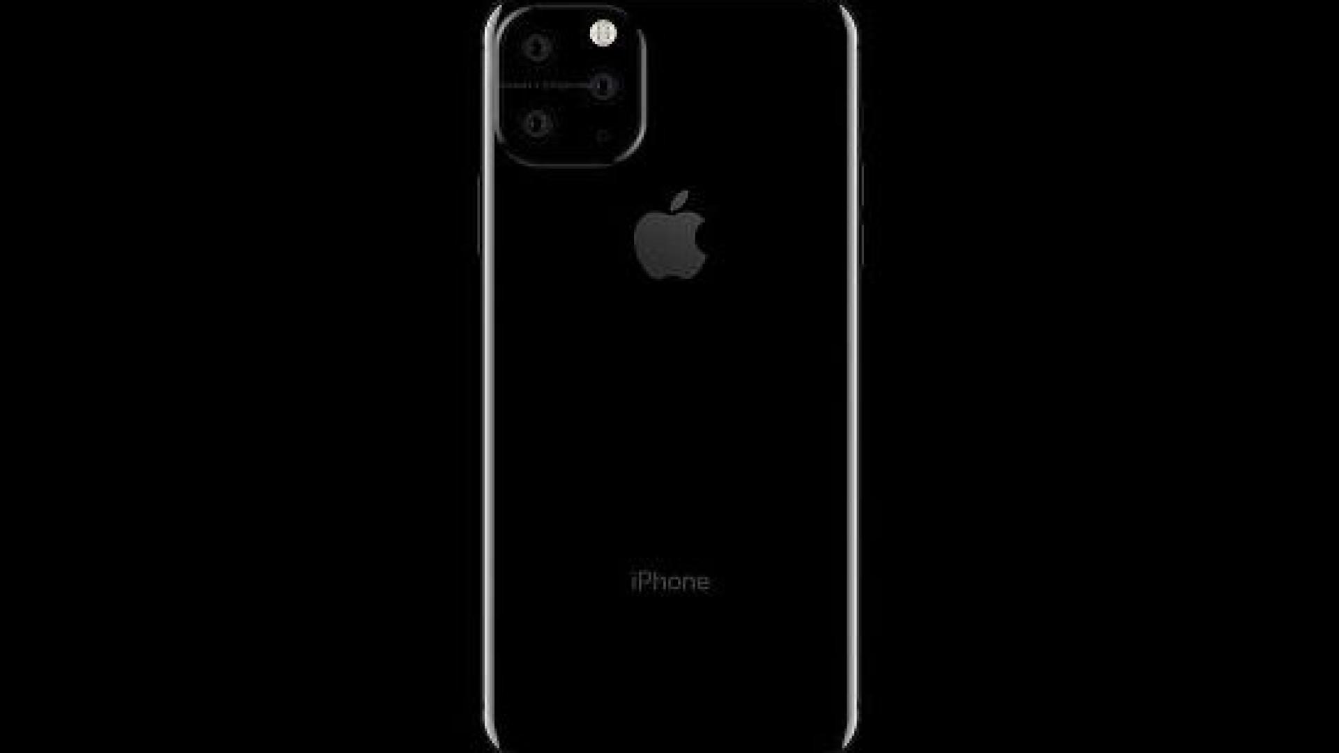 Rumor: Um dos novos iPhones terá uma câmara tripla