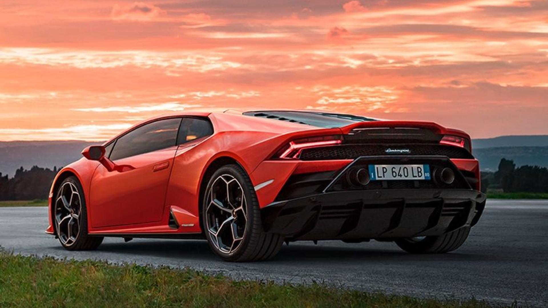 Revelado: Lamborghini Huracán Evo já viu a luz do dia
