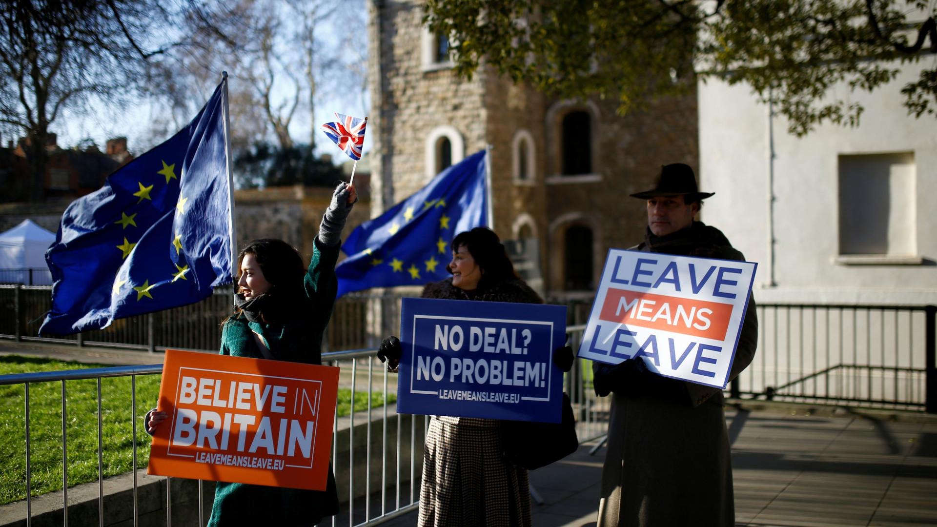 Brexit: Saída será pior para Reino Unido do que para UE