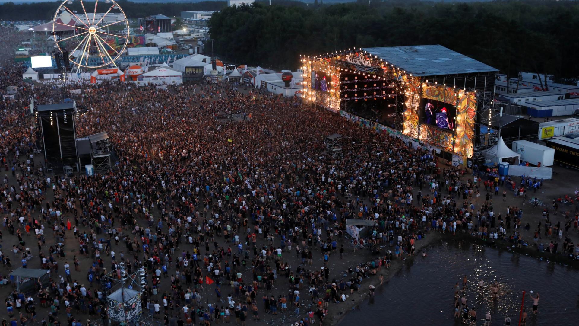 Woodstock regressa em edição de três dias para comemorar 50 anos