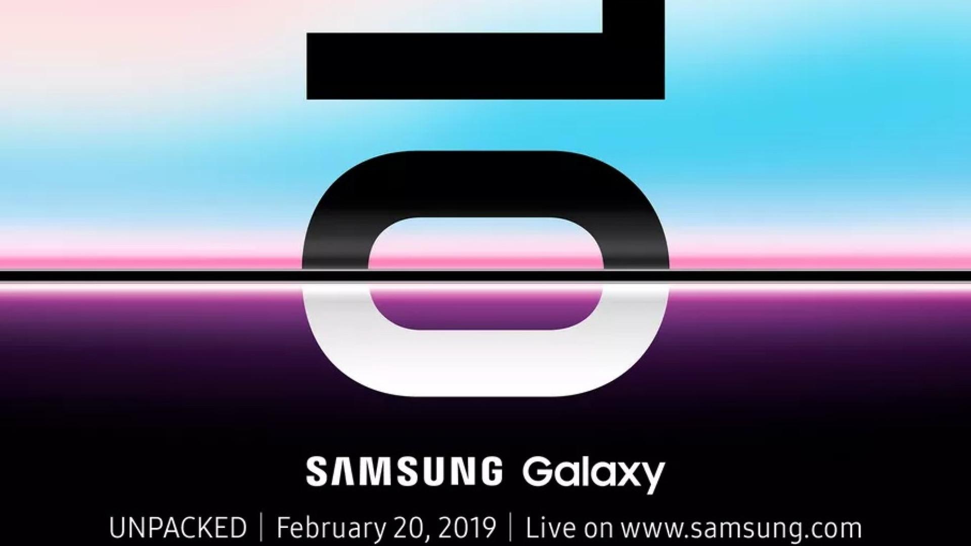 Revelados preços dos Galaxy S10. Está preparado?