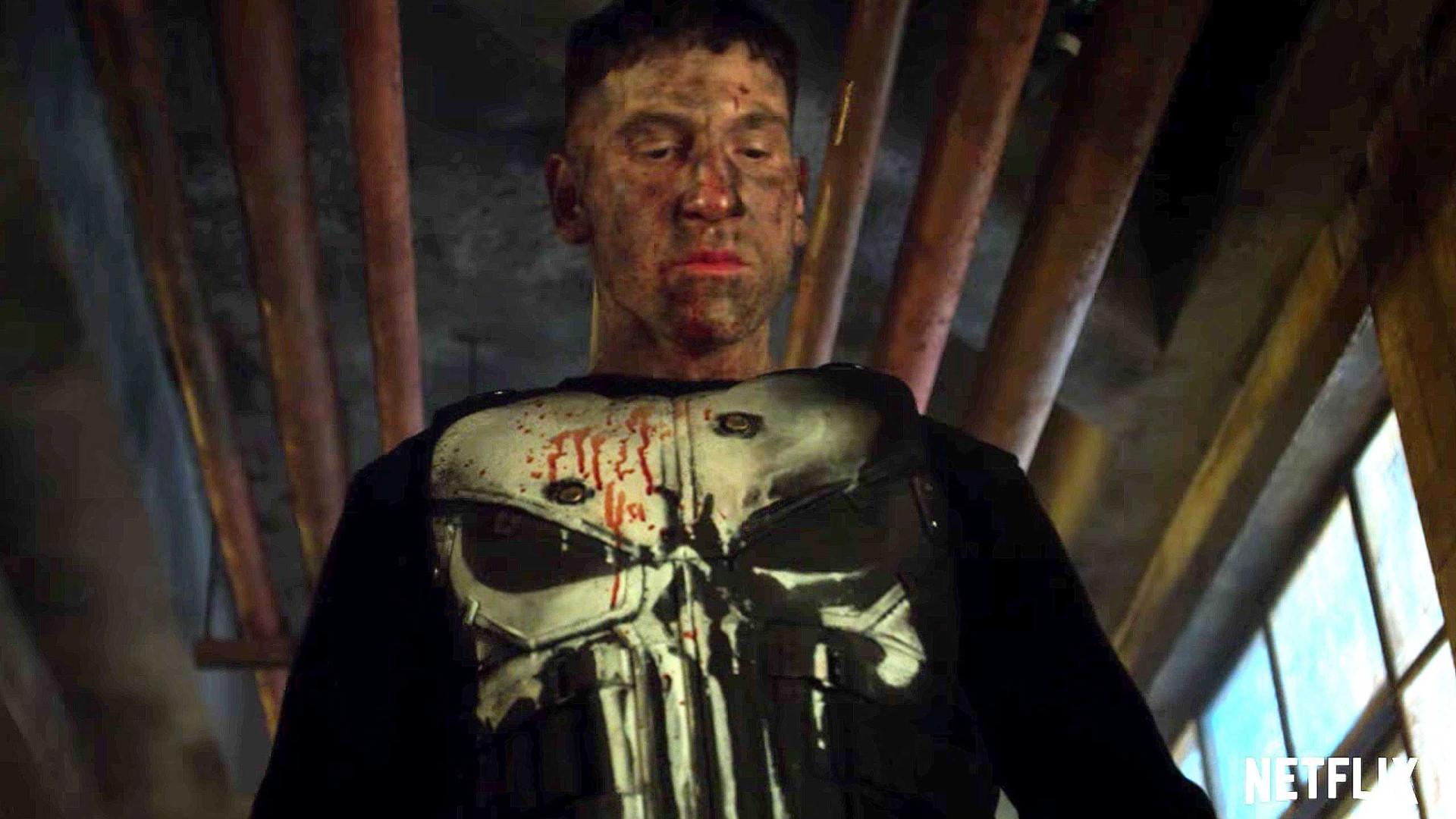 'The Punisher' está de volta (e fiel a si mesmo) em mais um trailer