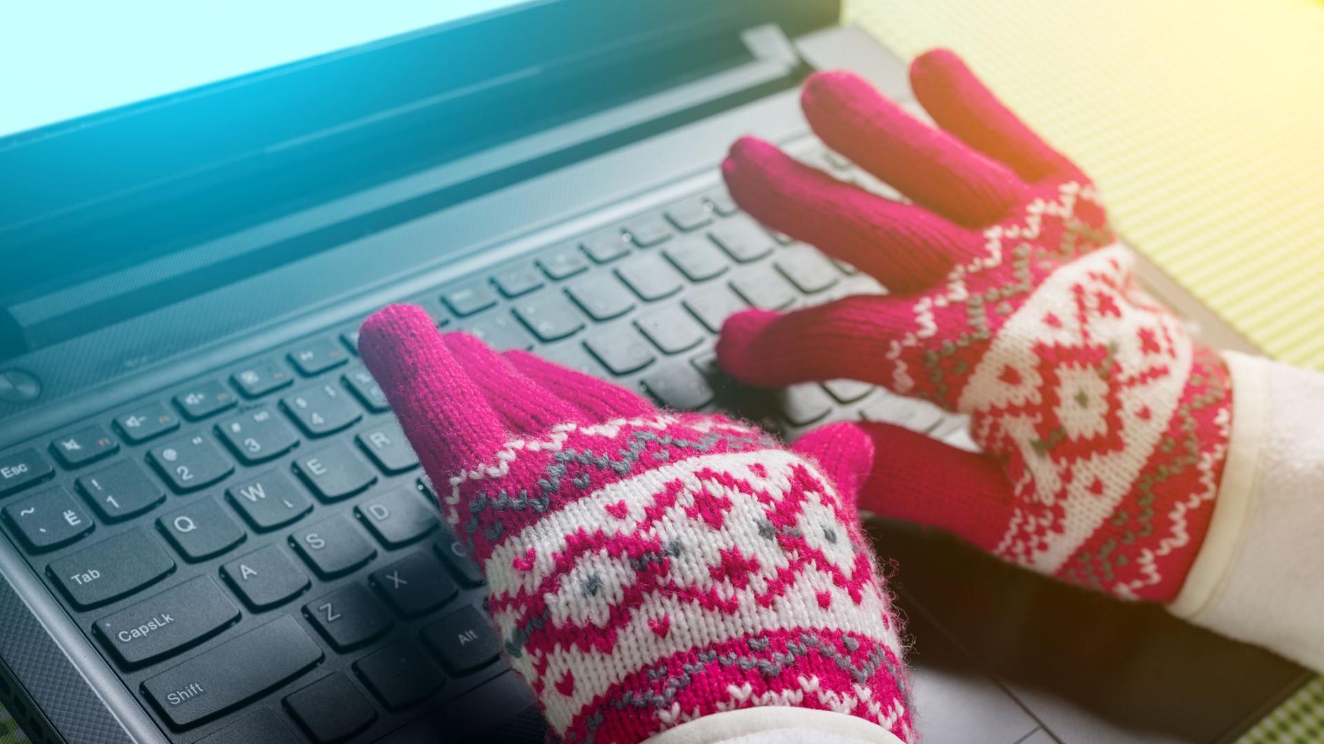 Alunos de Leiria levam mantas para a escola para enfrentar o frio
