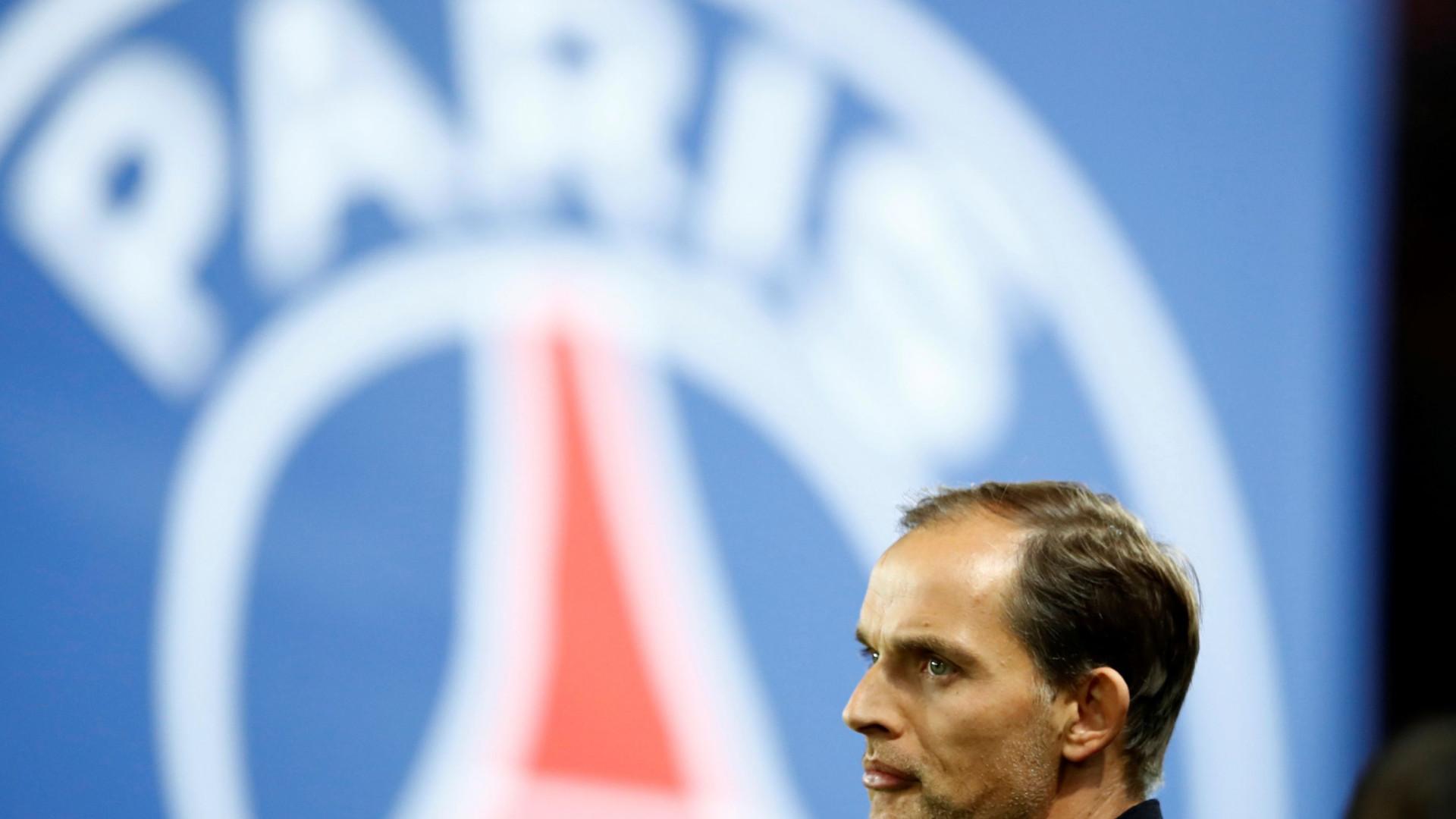 Rabiot 'riscado' pelo PSG, mas Tuchel pondera 'reintegrar' atleta