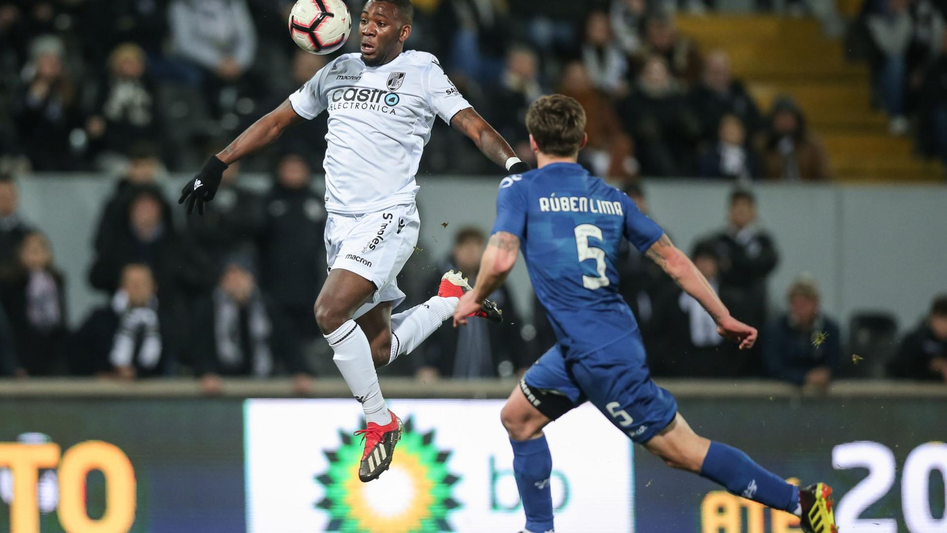 Vitória SC vence Moreirense e empata as contas na tabela classificativa