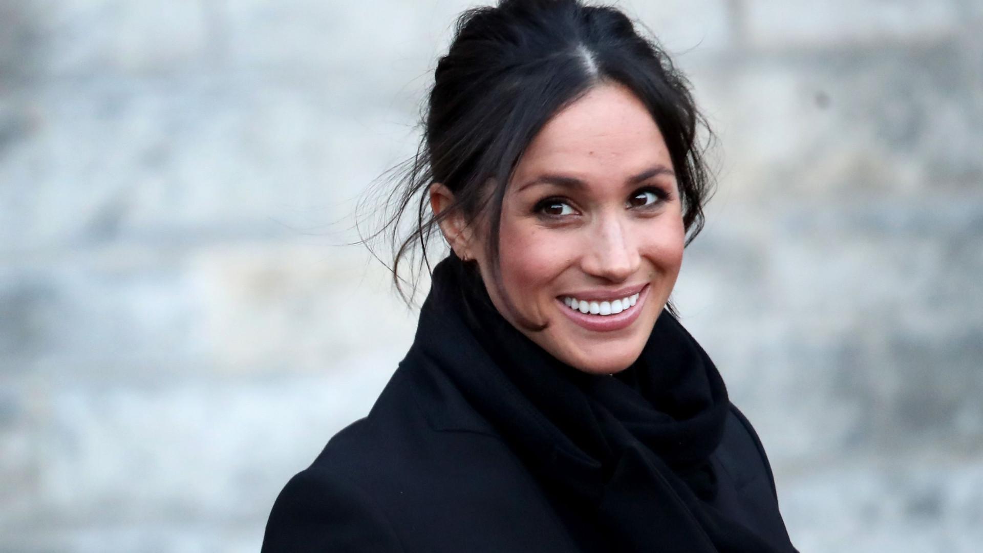 Meghan Markle gasta milhões em luxo para o bebé real