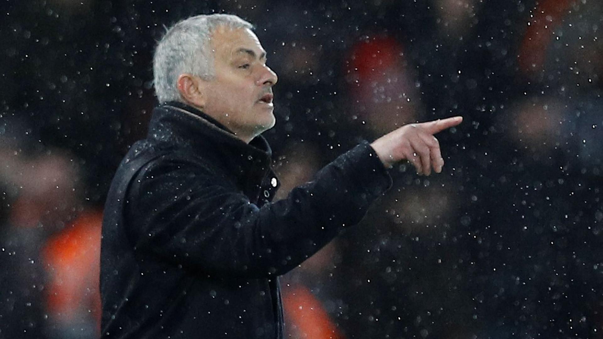 Mourinho vai regressar ao 'ativo', na próxima semana, na Premier League