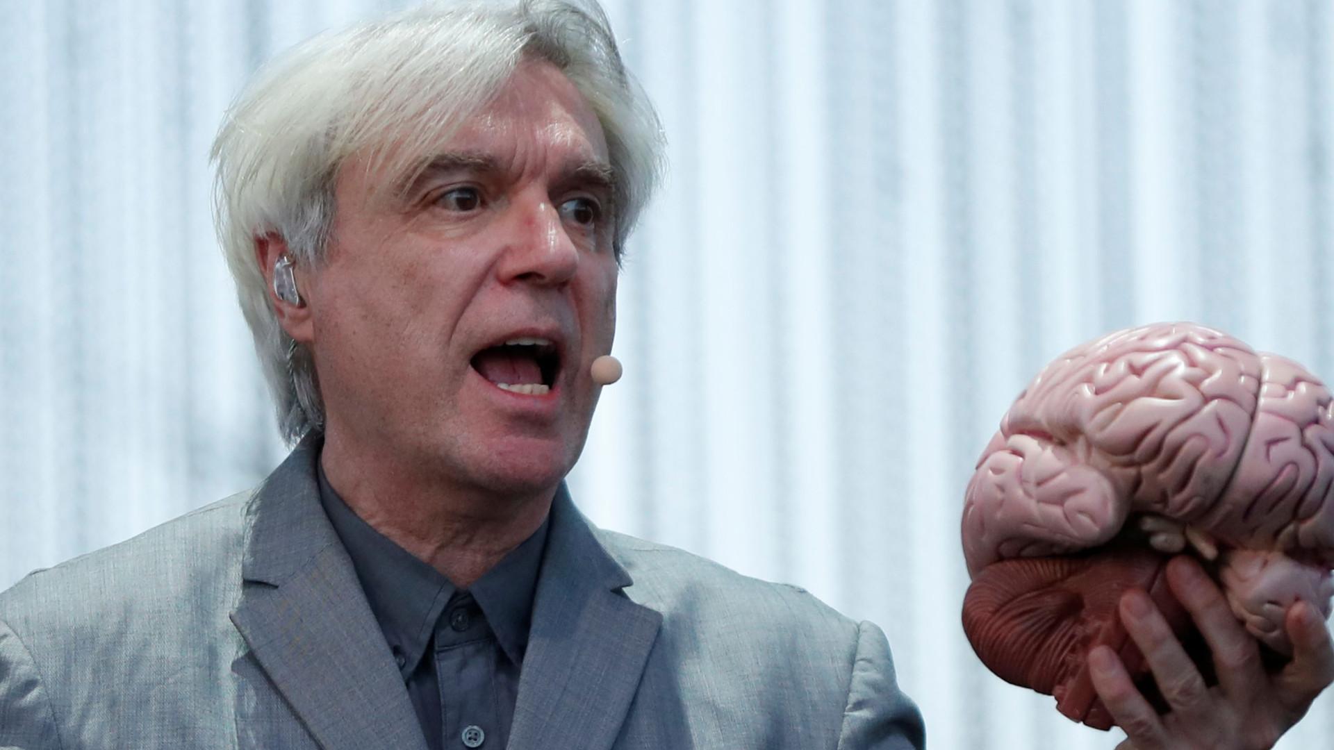 David Byrne diz que Portugal mostrou que austeridade não é resposta