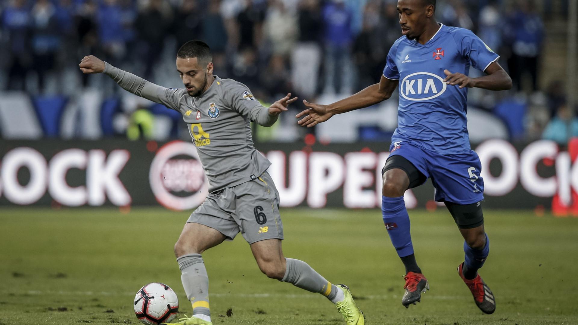FC Porto já tem destino para Chidozie e Bruno Costa