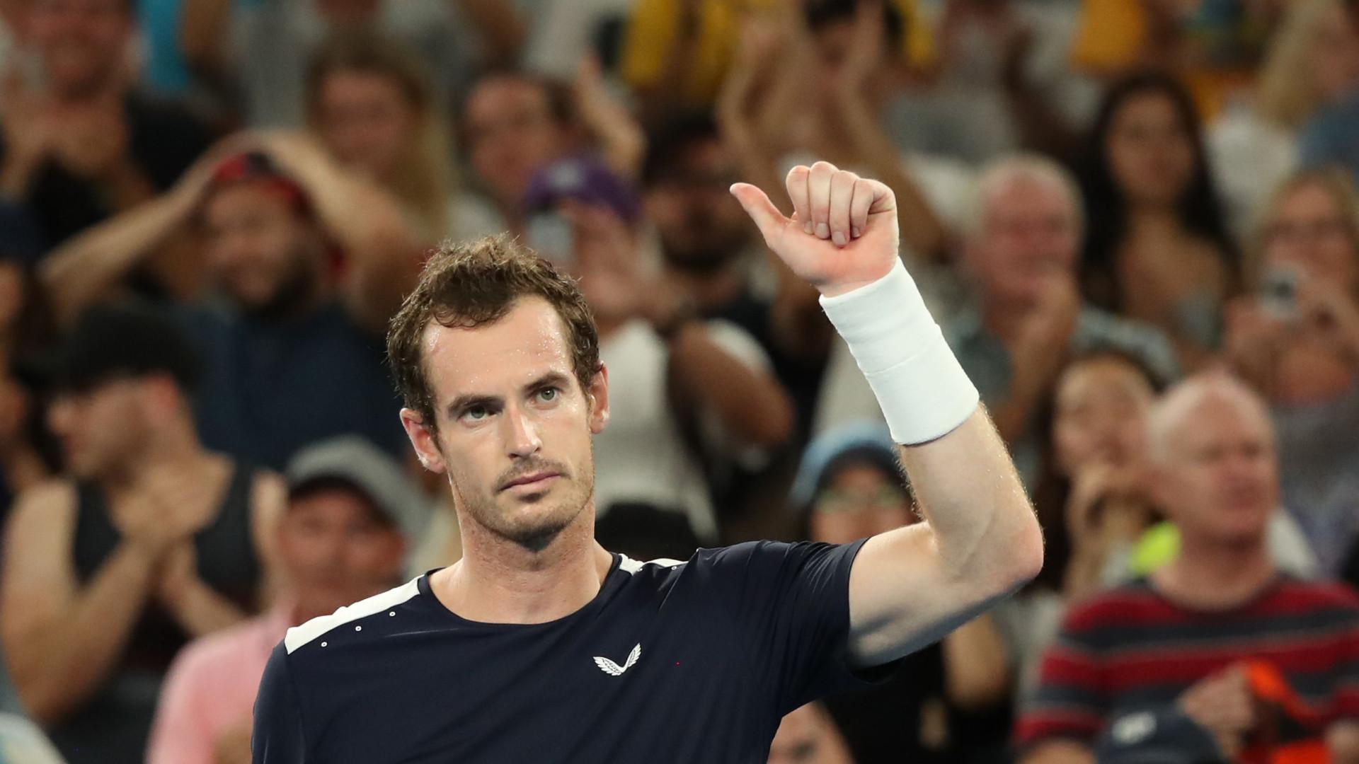 Cirurgião de Murray abordou o regresso do tenista aos courts