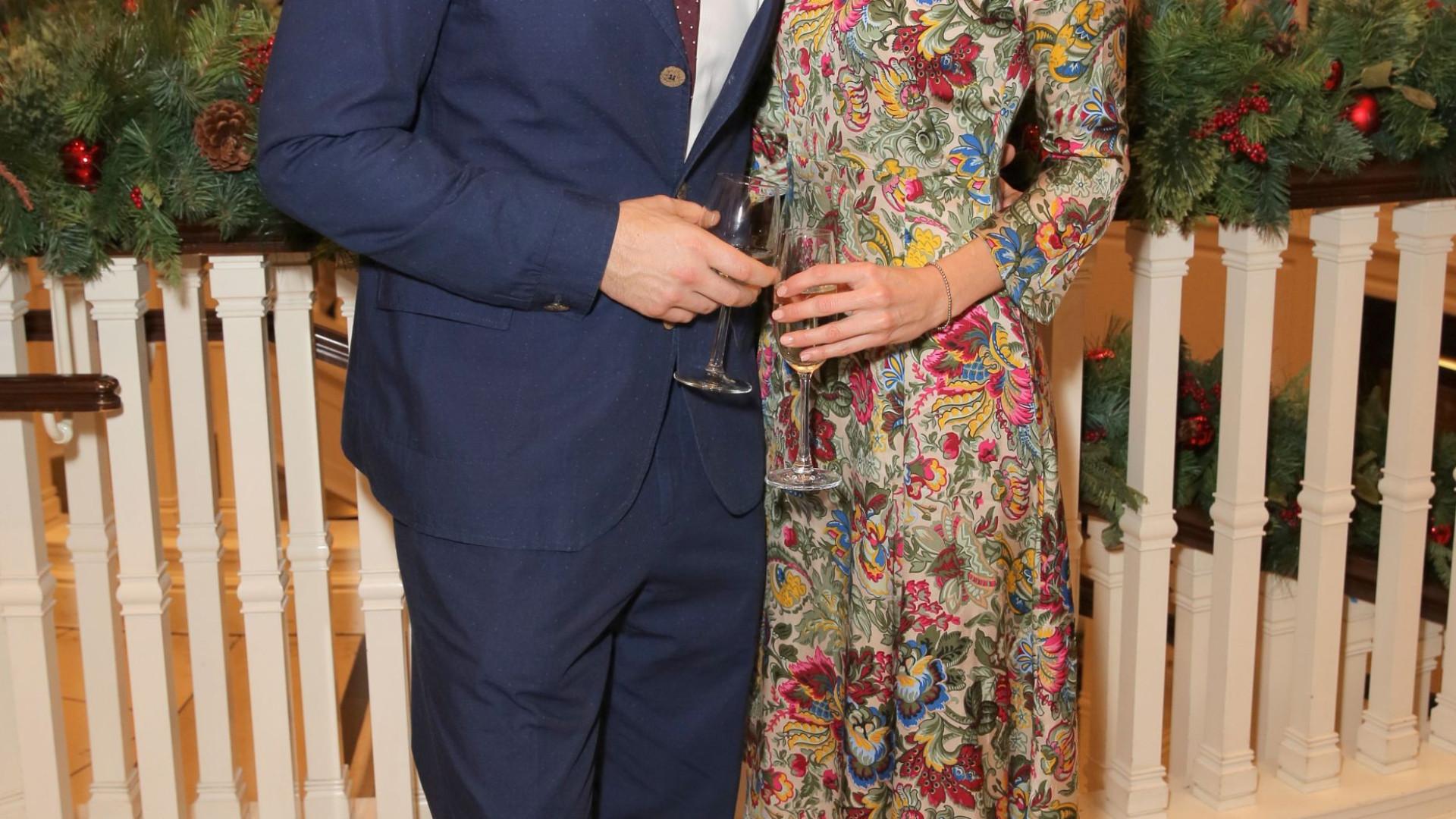 Ator Allen Leech casou-se com Jessica Blair Herman