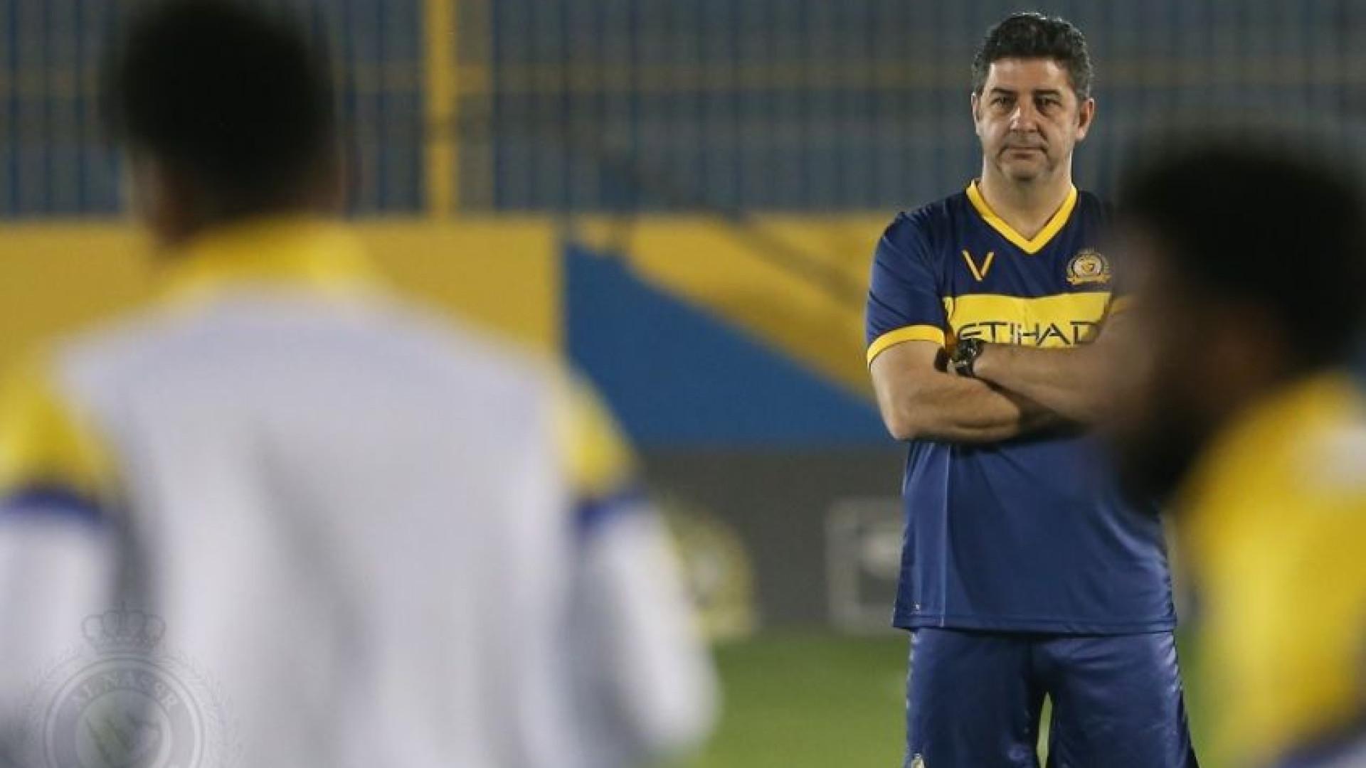 Al Nassr de Rui Vitória vence em casa do Al Ahli Jeddah
