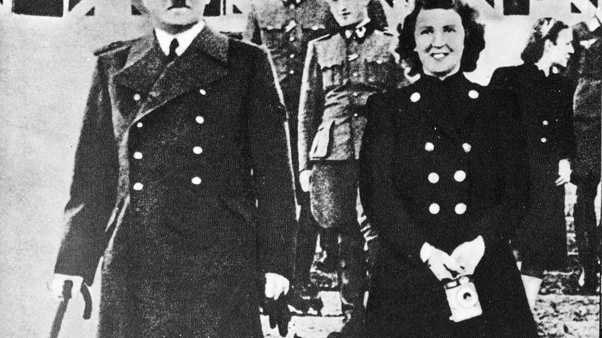 Hitler e Eva Braun podem nunca ter tido relações sexuais. Este é o motivo