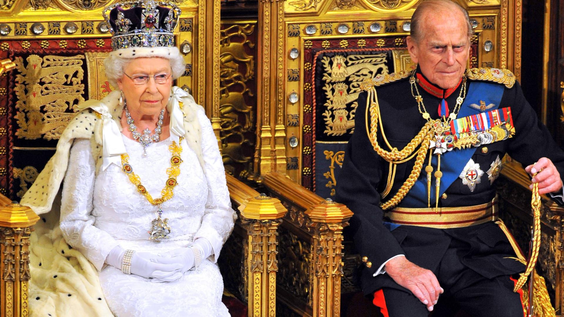 Filipe de Edimburgo, marido da rainha Isabel II, sofre acidente de carro