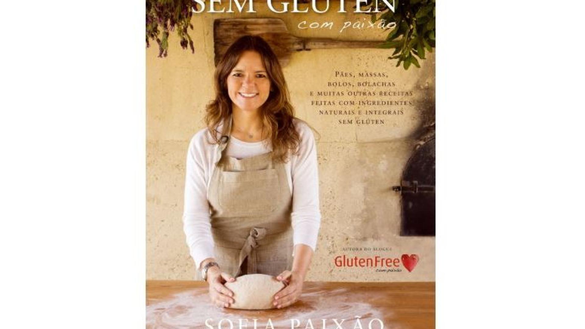 Dieta sem glúten? Este livro de Sofia Paixão vai orientá-lo