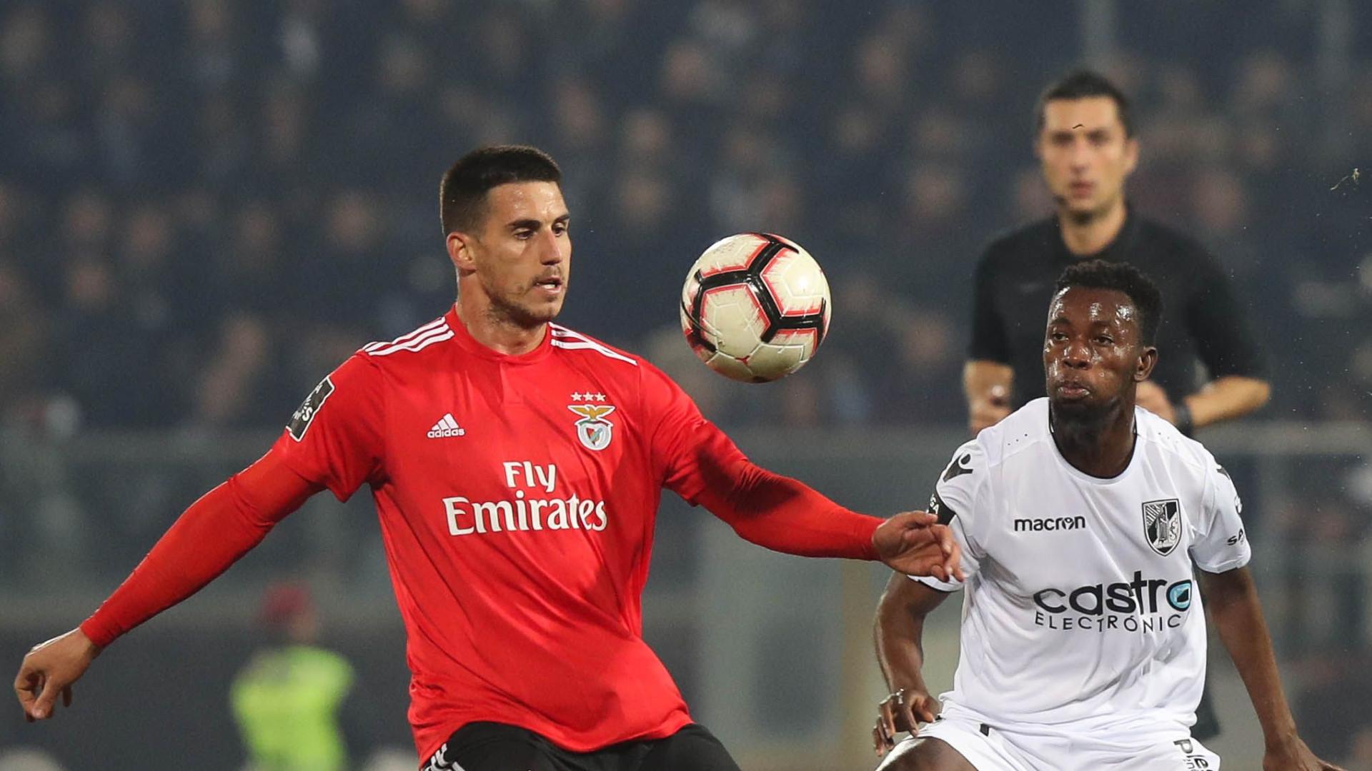 Gabriel garante que o Benfica já ultrapassou a derrota com o FC Porto e  explica o que mudou com a chegada de Bruno Lage ao comando técnico da  equipa. d7f57364a147c