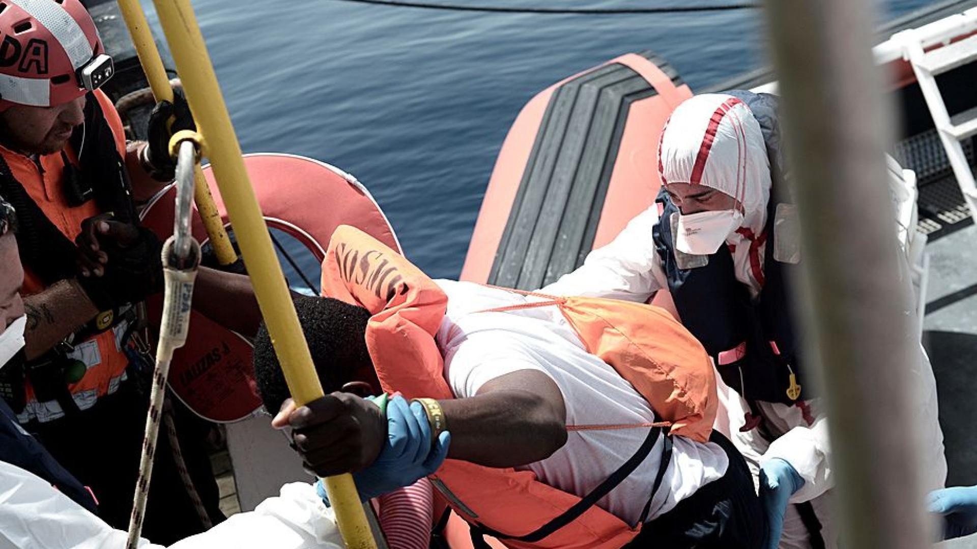 Detidos 118 migrantes que tentavam chegar à costa grega
