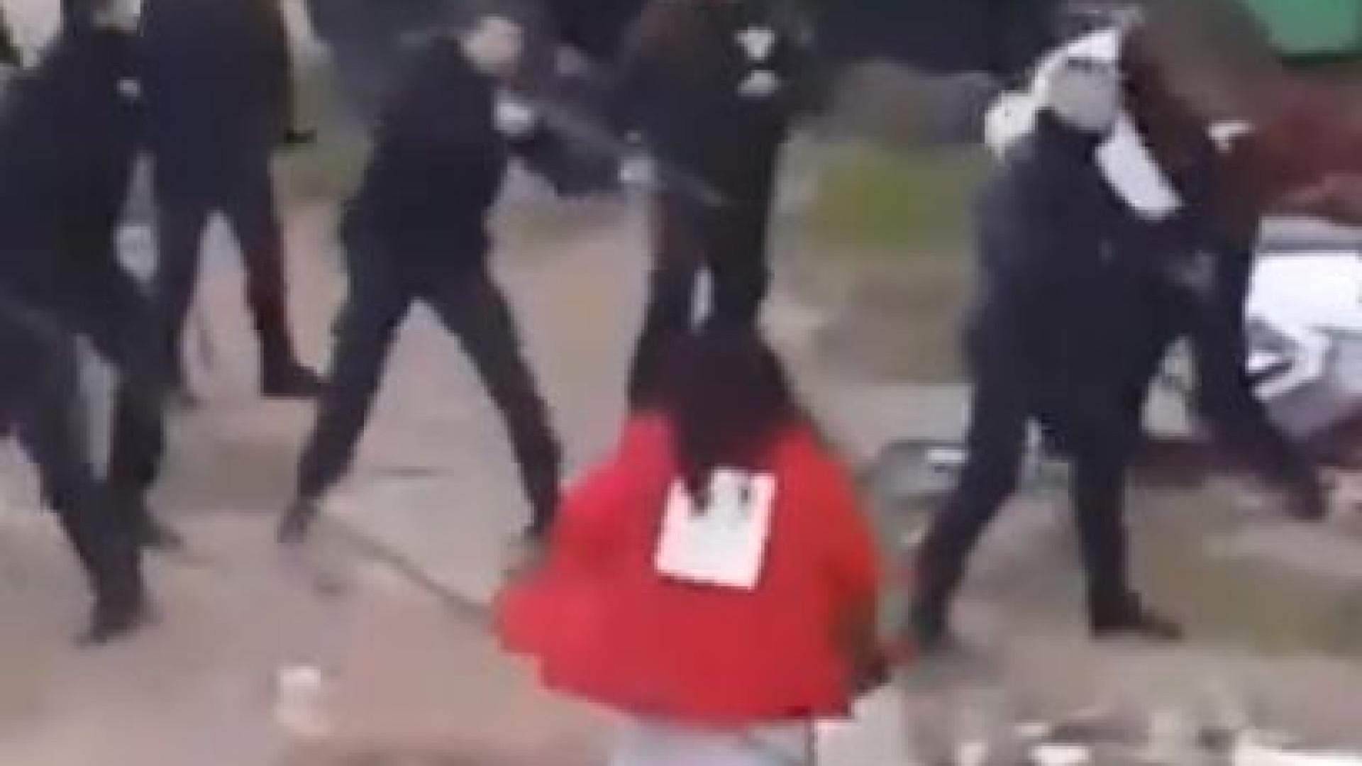 Bairro da Jamaica foi palco de agressões entre a PSP e grupo de pessoas