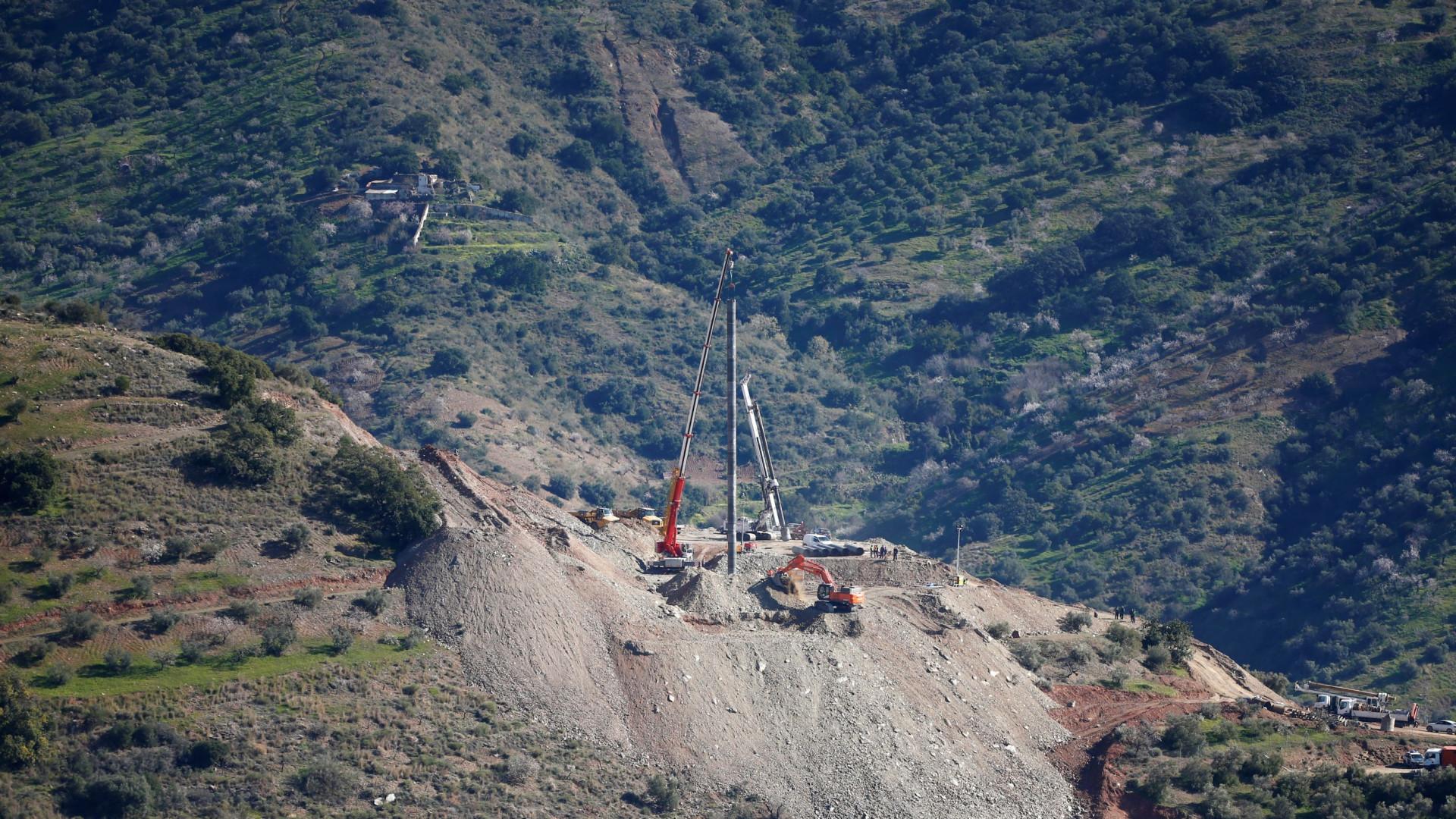 MP espanhol quer investigar dono da propriedade onde Julen caiu no poço