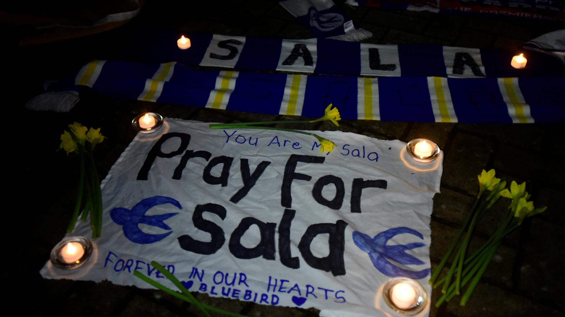 Encontrados destroços da avioneta onde seguia Emiliano Sala