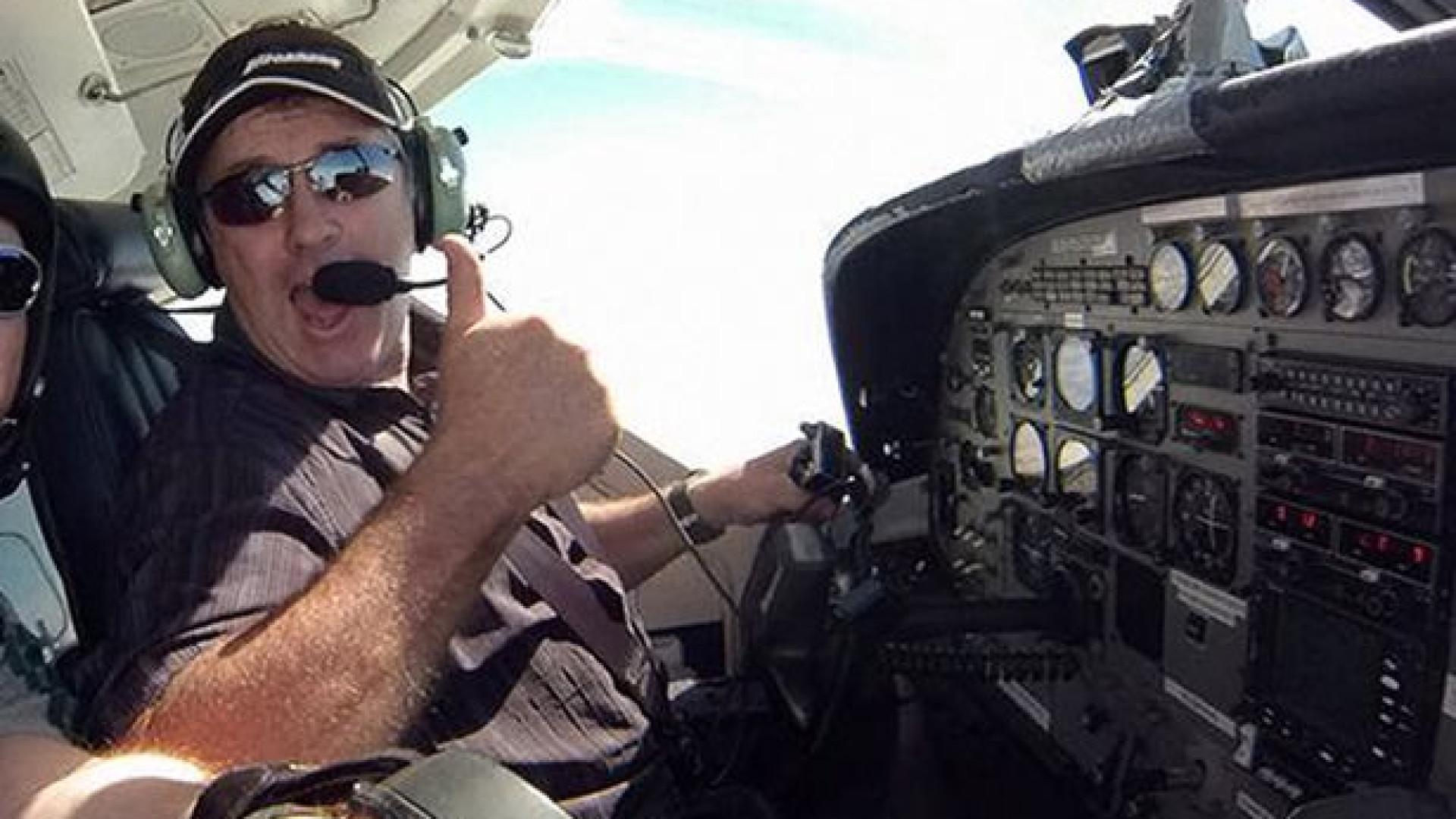 Revelada identidade do piloto de avião em que Emiliano Sala seguia