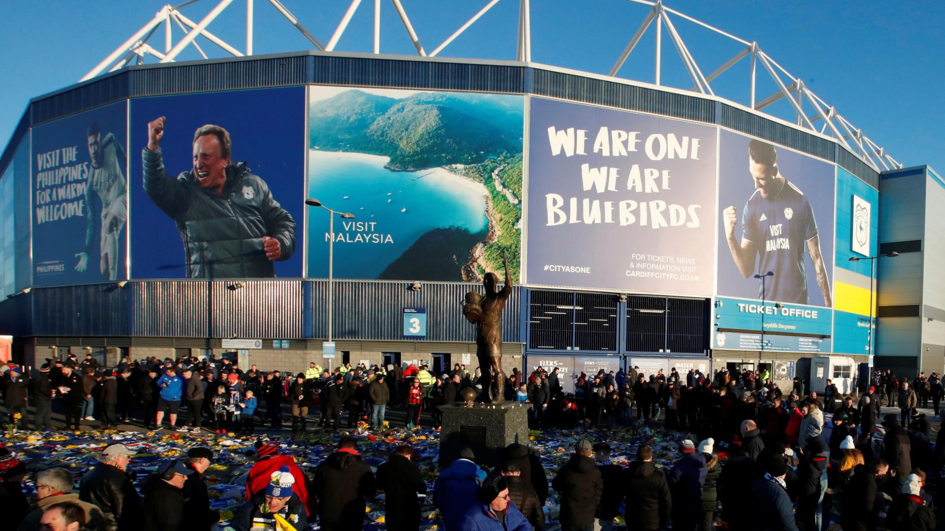 Cardiff cancela estágio em Espanha em consequência da morte de Sala