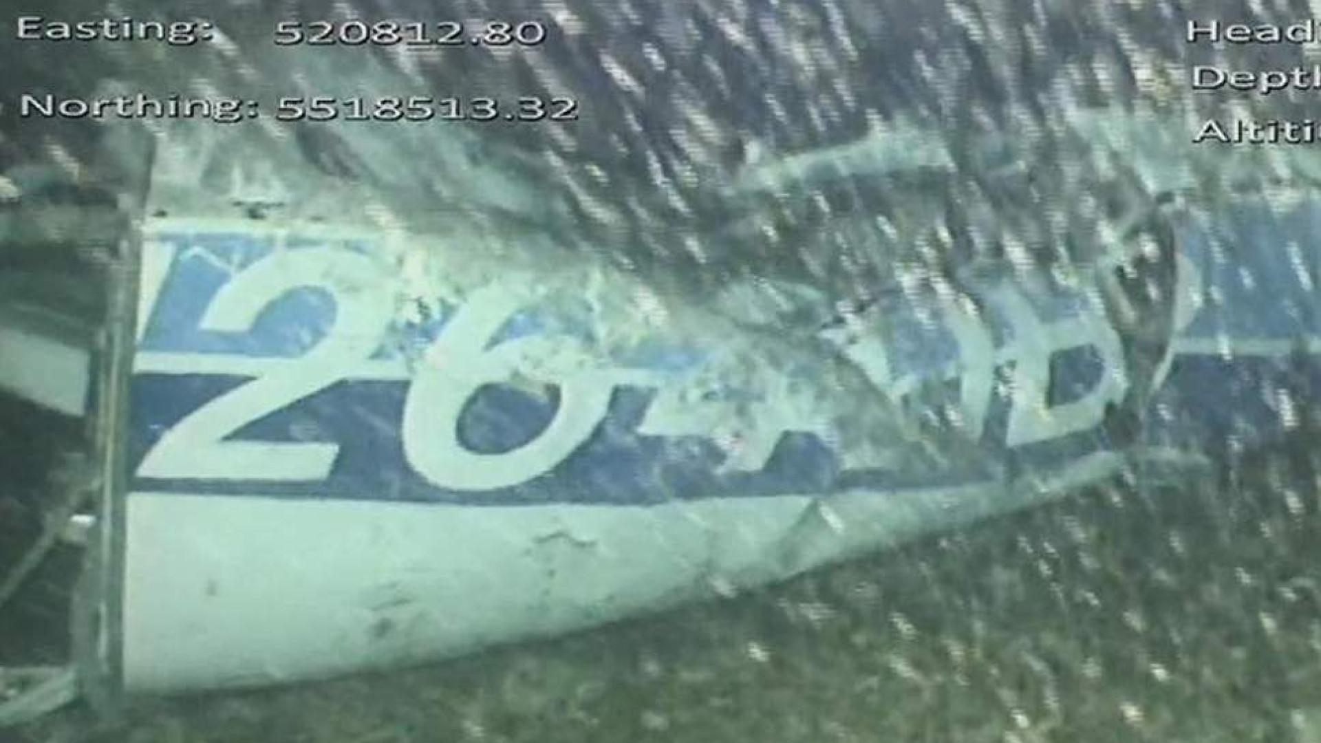 Um corpo foi encontrado em buscas por Emiliano Sala