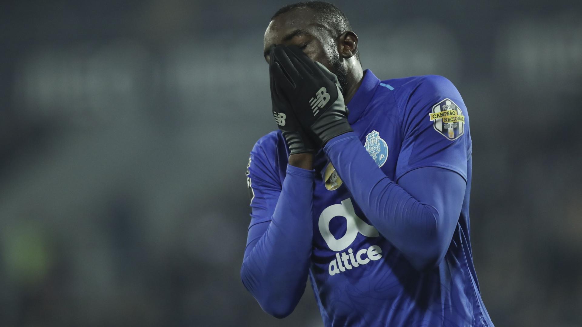 Ingleses revelam que FC Porto ofereceu Marega ao West Ham