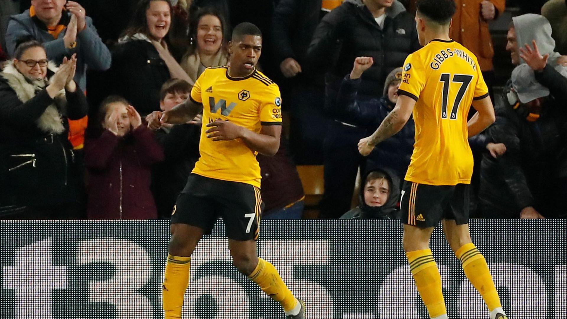 a96fc734a3 Ivan Cavaleiro salva o Wolves de  hecatombe  na Taça de Inglaterra
