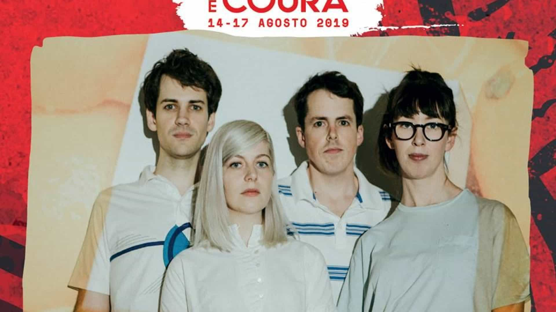 Alvvays confirmados no Vodafone Paredes de Coura