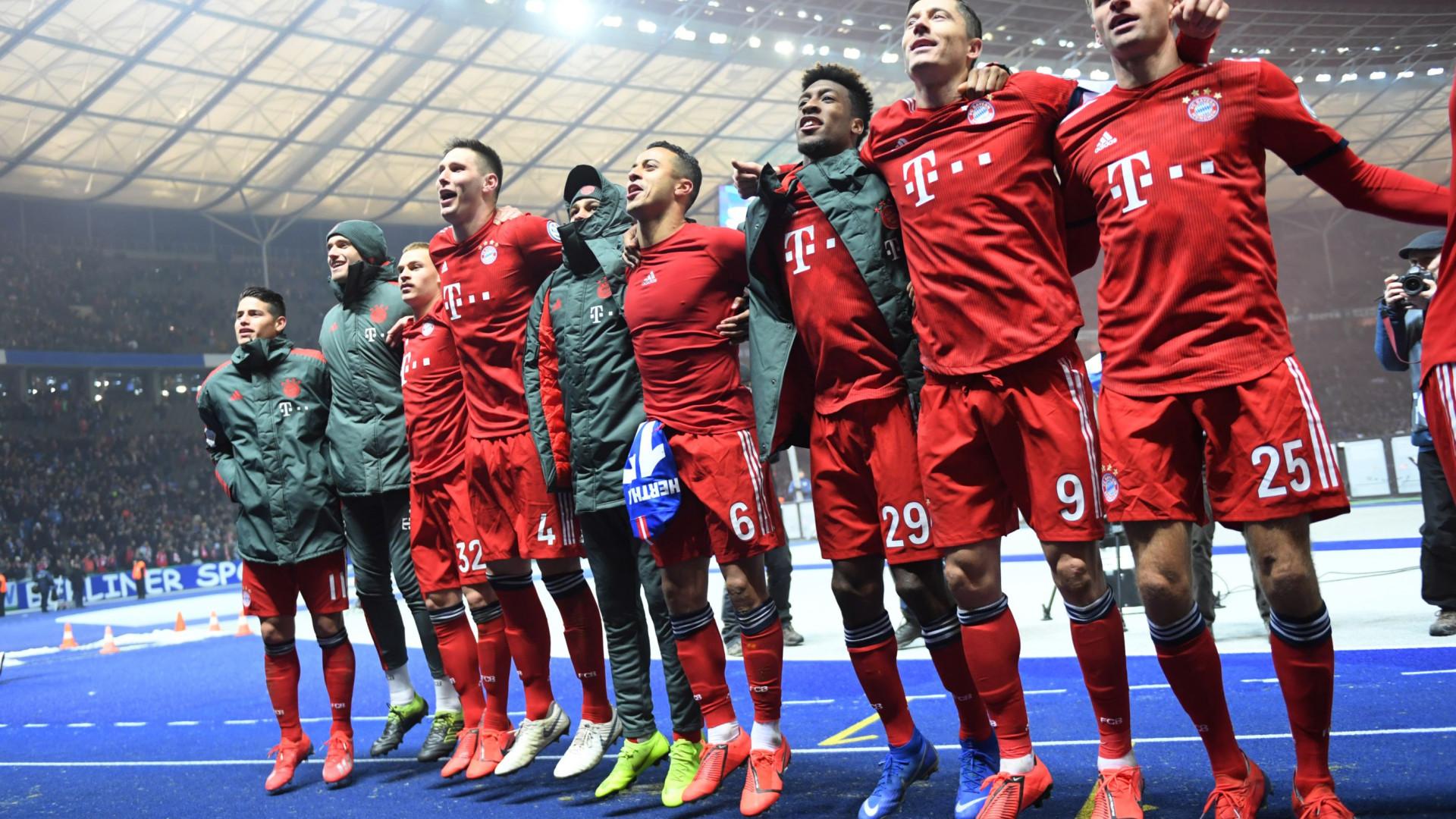 Bayern Munique e Federação da Coreia do Sul assinam parceria na formação