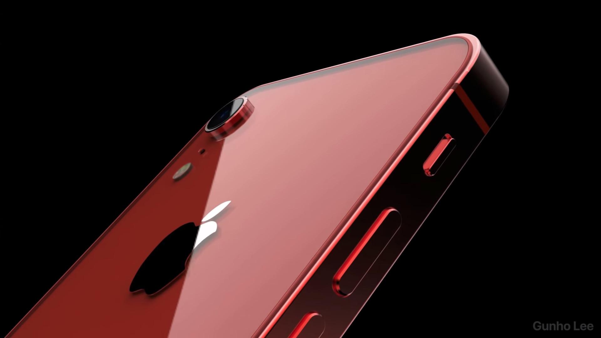 Este 'concept' mostra-lhe como seria o sucessor do iPhone SE