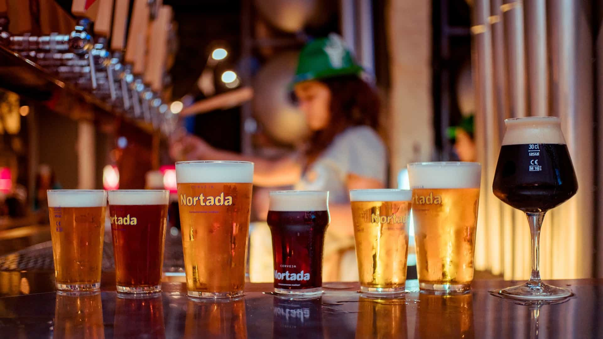 A Nortada chegou à AEFEUP e hoje a cerveja é grátis