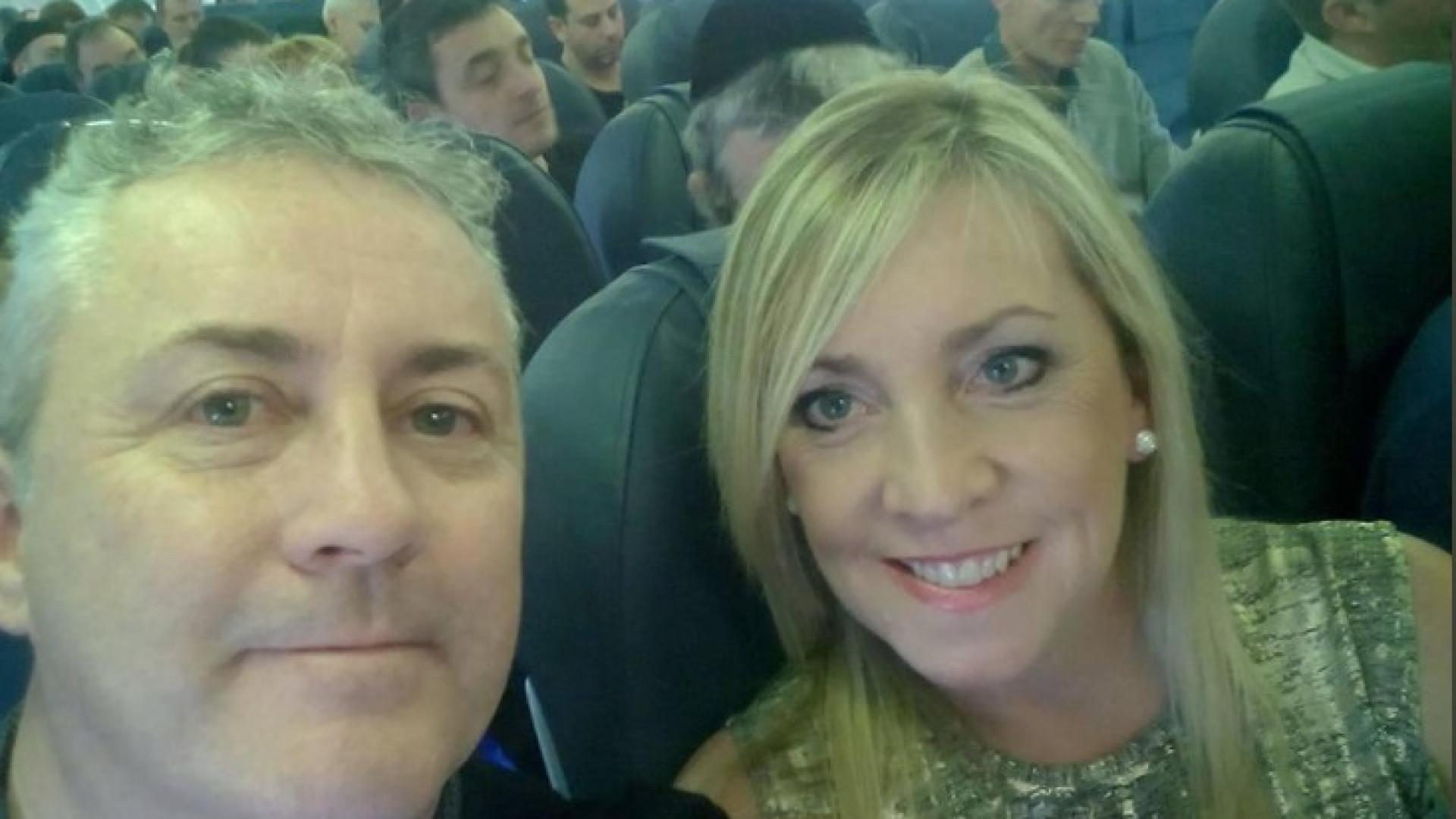 Mulher de David Ibbotson quebra silêncio após tragédia com Emiliano Sala