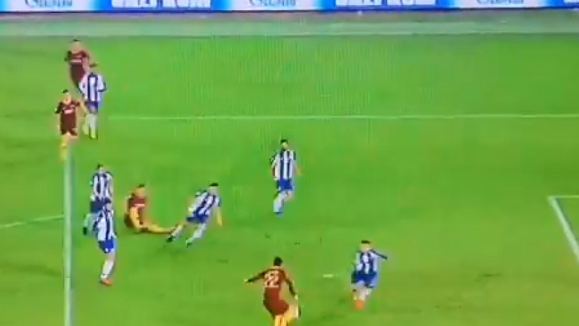 Golo de Zaniolo deixa FC Porto em maus lençóis