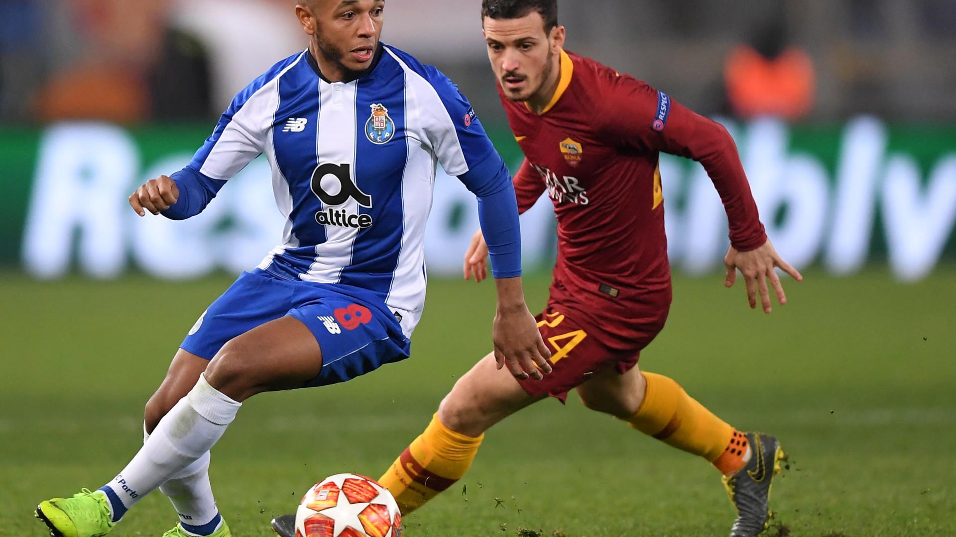 Brahimi sofre entorse no tornozelo esquerdo na derrota do FC Porto